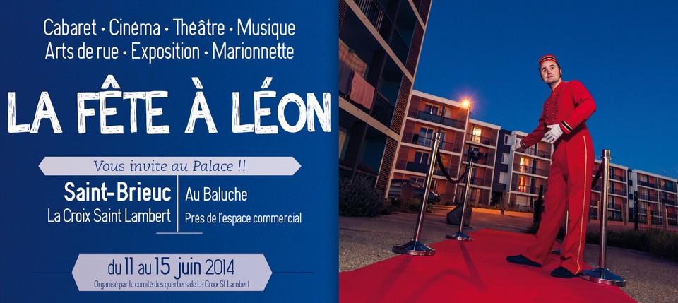 Fête à Léon 2014