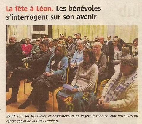 La Fête à Léon