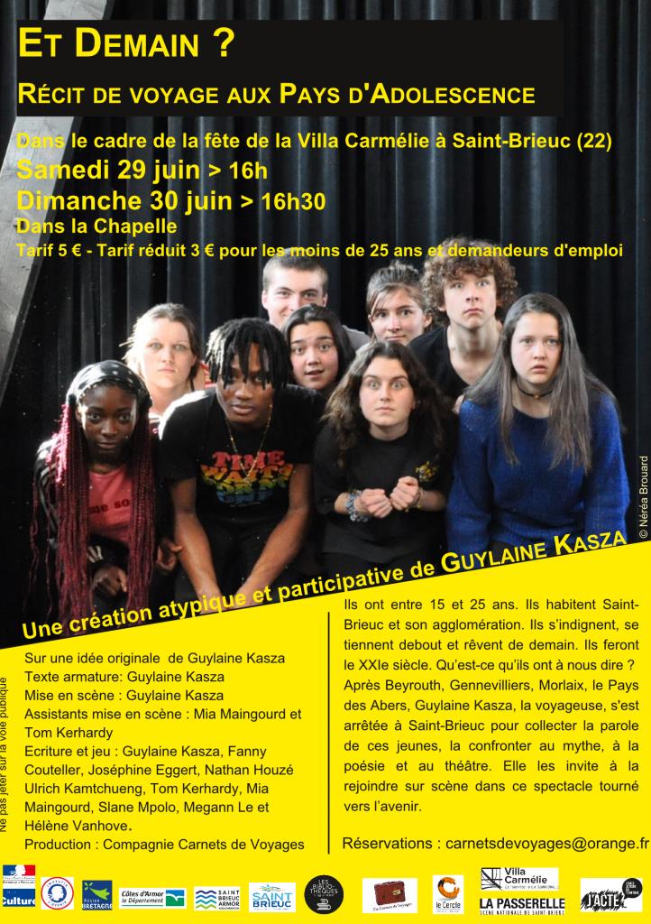 Théatre 29 et 30 Juin 2019