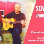 Soulenji en concert