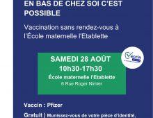 Vaccinez vous !